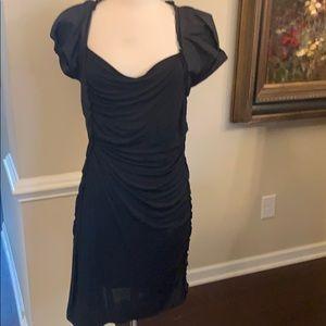 737ddba96fb22 Stunning Louis Vuitton black dress
